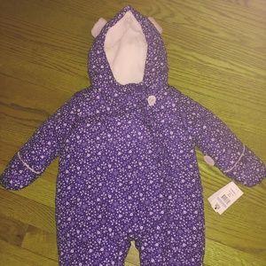 Carter's Baby Girls Pram Suit